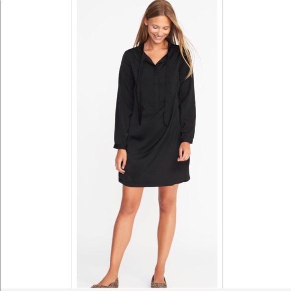 a026d9041656 Old Navy Dresses | Sale Tieneck Shirt Dress Tall | Poshmark